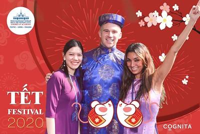 Dịch vụ in ảnh lấy liền & cho thuê photobooth tại sự kiện tiệc cuối năm của trường AAVN | Instant Print Photobooth Vietnam at AAVN Tet Holiday