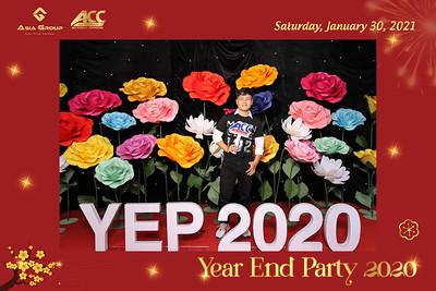 Dịch vụ in ảnh lấy liền & cho thuê photobooth tại sự kiện Tiệc tất niên Công ty ACC | Instant Print Photobooth Vietnam at ACC Year End Party