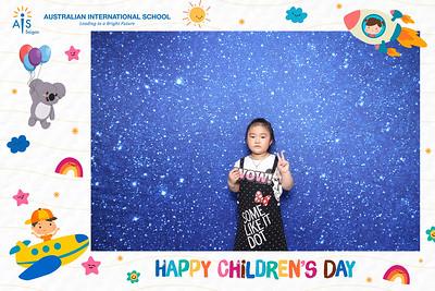 Dịch vụ in ảnh lấy liền & cho thuê photobooth tại Tết Thiếu nhi AIS tại chung cư Ascent | Instant Print Photobooth Vietnam at AIS-Ascent Children's day