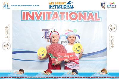 Dịch vụ in ảnh lấy liền & cho thuê photobooth tại sự kiện bơi lội của trường AIS | Instant Print Photobooth Vietnam at AIS Swimming Invitational