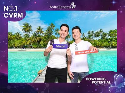 Dịch vụ in ảnh lấy liền & cho thuê photobooth tại sự kiện Hội nghị công ty AstraZeneca | Instant Print Photobooth Vietnam at AstraZeneca Conference