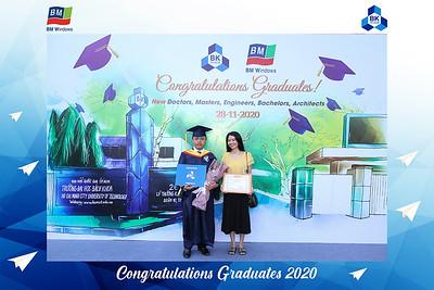 Dịch vụ in ảnh lấy liền & cho thuê photobooth tại Lễ tốt nghiệp trường Đại học Bách Khoa - BM Windows tài trợ  Instant Print Photobooth Vietnam at HCMUT Graduation sponsored by BM Windows