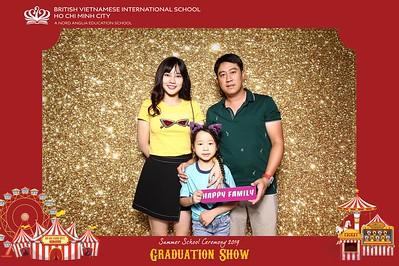 Dịch vụ in ảnh lấy liền & cho thuê photobooth tại sự kiện tốt nghiệp khóa học hè trường BVIS   Instant Print Photobooth Vietnam at BVIS Summer School Graduation