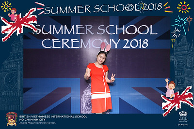 Chụp ảnh lấy liền và in hình lấy liền từ photobooth/photo booth tại Lễ tốt nghiệp khóa học hè của trường BVIS | Instant Print Photobooth/Photo Booth at BVIS Summer School Ceremony | PRINTAPHY - PHOTO BOOTH VIETNAM