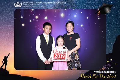 Dịch vụ in ảnh lấy liền & cho thuê photobooth tại sự kiện lễ tốt nghiệp lớp 6 trường quốc tế BVIS | Instant Print Photobooth Vietnam at BVIS Year 6 Graduation