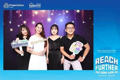 Dịch vụ in ảnh lấy liền & cho thuê photobooth tại sự kiện tiệc kỷ niệm 13 năm công ty Batdongsan | Instant Print Photobooth Vietnam at Batdongsan's 13th Anniversary