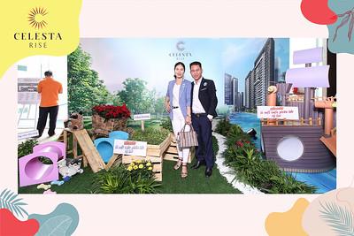 Dịch vụ in ảnh lấy liền & cho thuê photobooth tại sự kiện Lễ mở bán dự án Celesta Rise   Instant Print Photobooth Vietnam at Celesta Rise Opening Ceremony