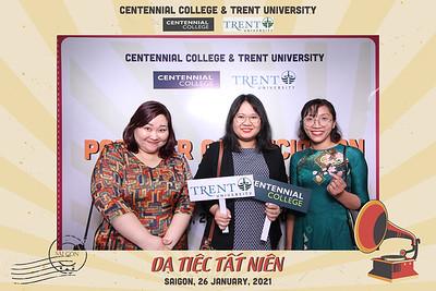 Dịch vụ in ảnh lấy liền & cho thuê photobooth tại sự kiện Tiệc tất niên Trường Centennial | Instant Print Photobooth Vietnam at Centennial Year End Party