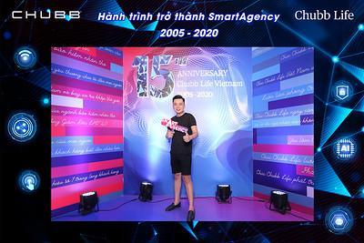 Dịch vụ in ảnh lấy liền & cho thuê photobooth tại sự kiện kỷ niệm thành lập công ty Chubb Life Awards | Instant Print Photobooth Vietnam at Chubb Life Awards