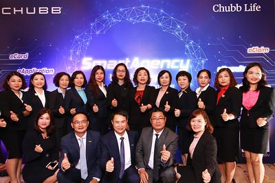 Dịch vụ in ảnh lấy liền & cho thuê photobooth tại sự kiện hội thảo Chubb Life | Instant Print Photobooth Vietnam at Chubb Life Workshop