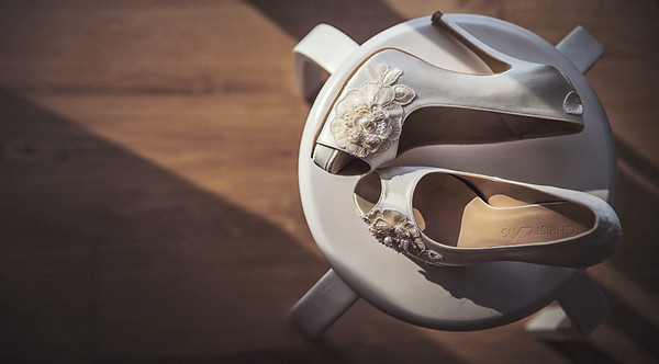Wedding Shoe | Christy Ng