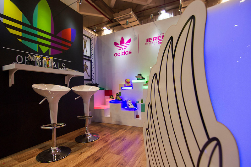 Adidas - Jeremy Scott collection