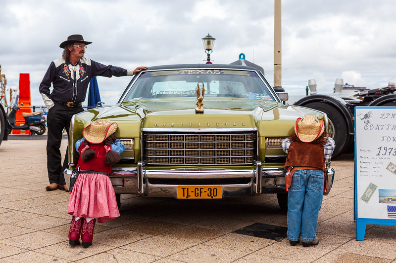Cowboy & Lincoln Continental - Country Festival - 2012