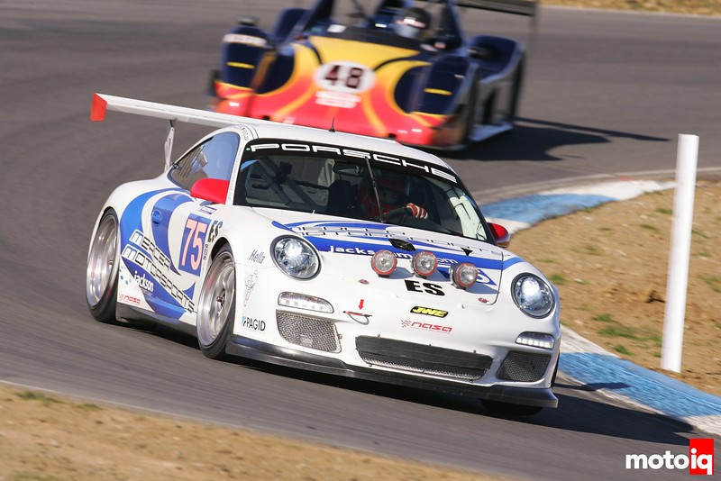 2011 NASA 25 Hours of Thunderhill Race Recap