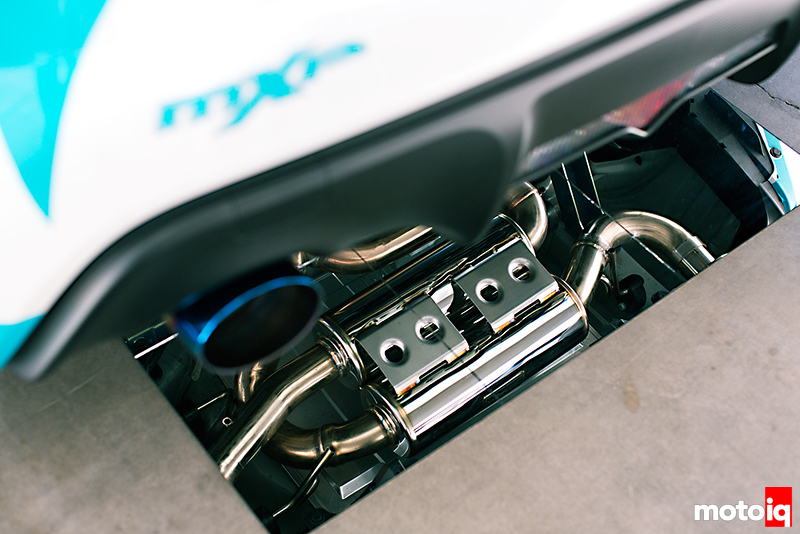 toyota FR-S Project Mu, Mackin Industries, Volk Racing