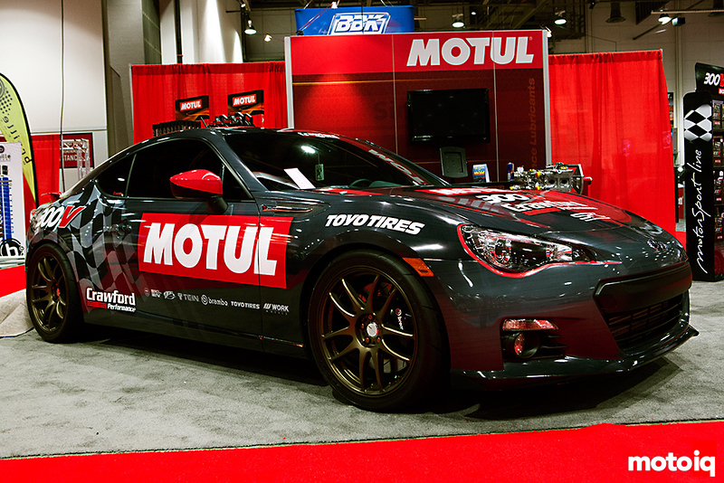 Motul Scion FR-S of SEMA 2012
