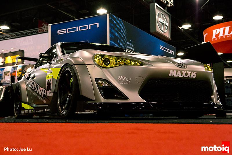 Evasive Motorsports  Scion FR-S