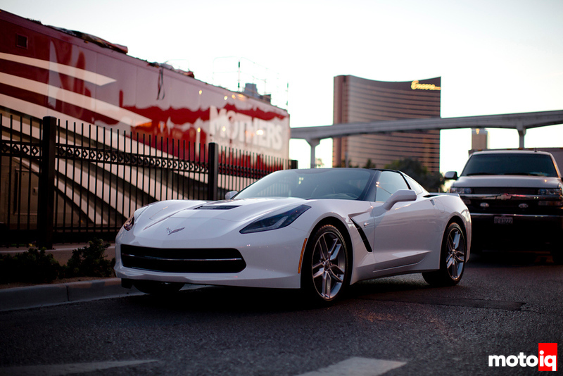 The New C7 Corvette Stingray