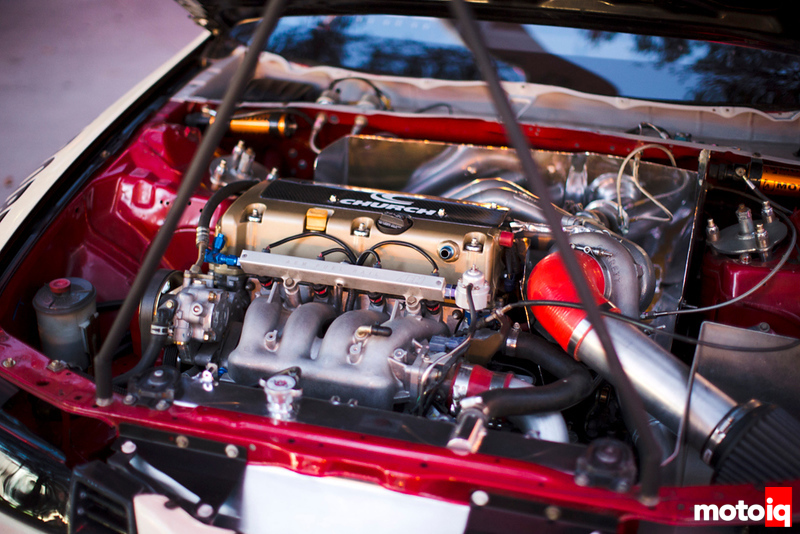 Hasport Circuit Monsters Turbocharged K24 Honda Prelude