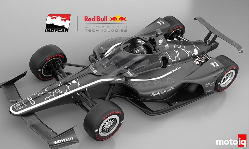 IndyCar Aeroscreen Concept