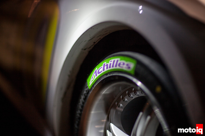 Team CRE Achilles R1-X Test