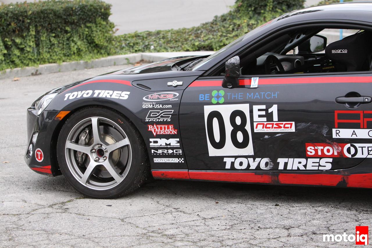 APM Racing FR-S