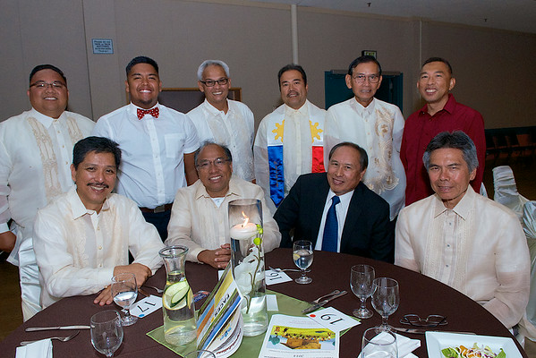 COPAO: Spirit of Bayanihan Dinner Gala (2014)