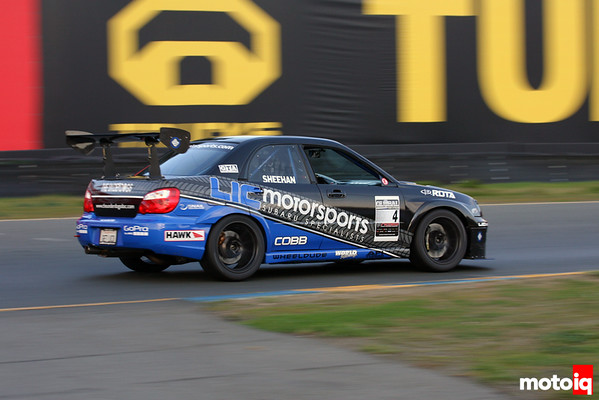 LIC Motorsports Subaru STi