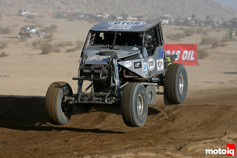 Typical Rock Crawler Set Up