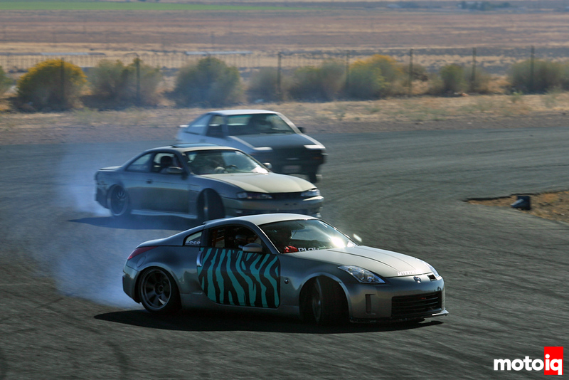 Group drifting