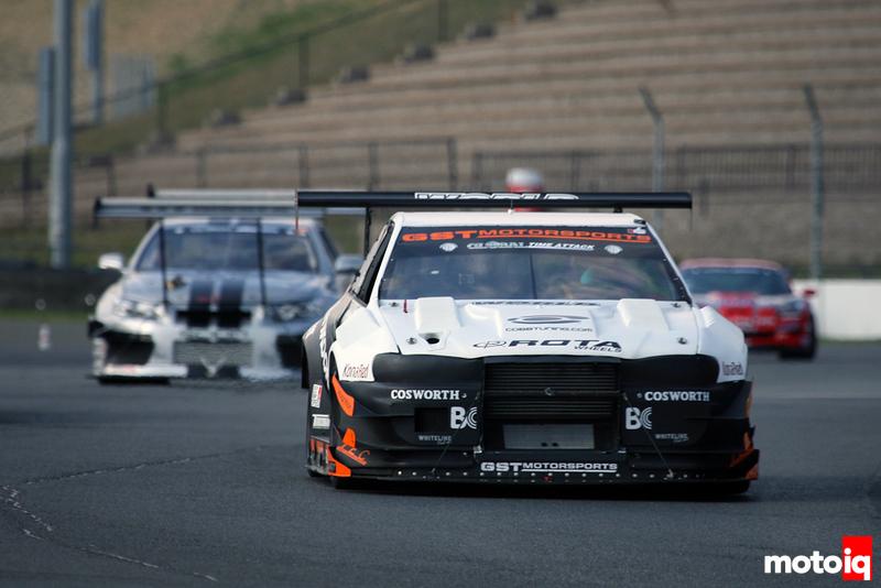 GST Motorsports Impreza