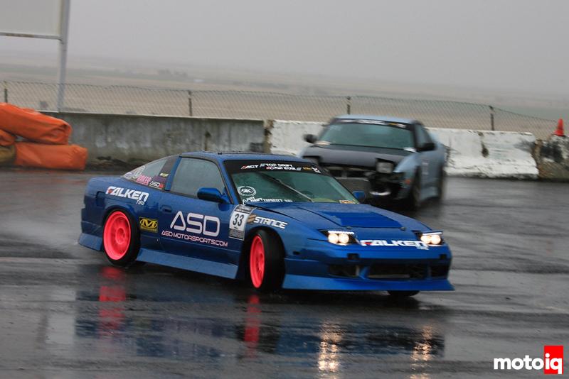 Top Drift Round 1