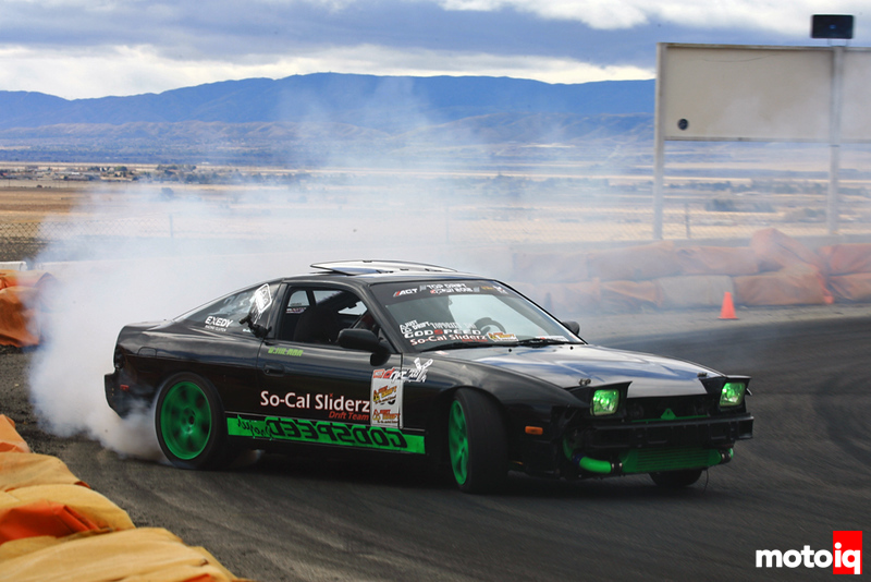 Top Drift Round 1