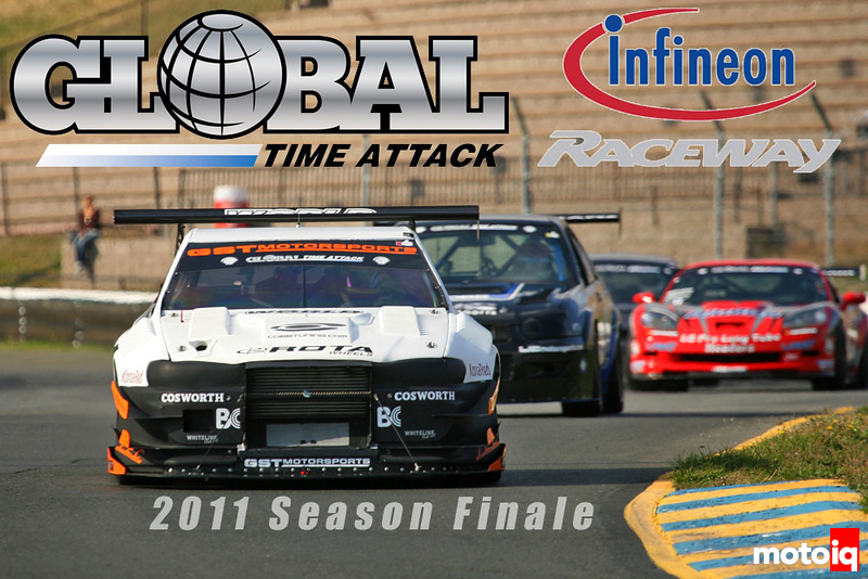 Global time attack infineon