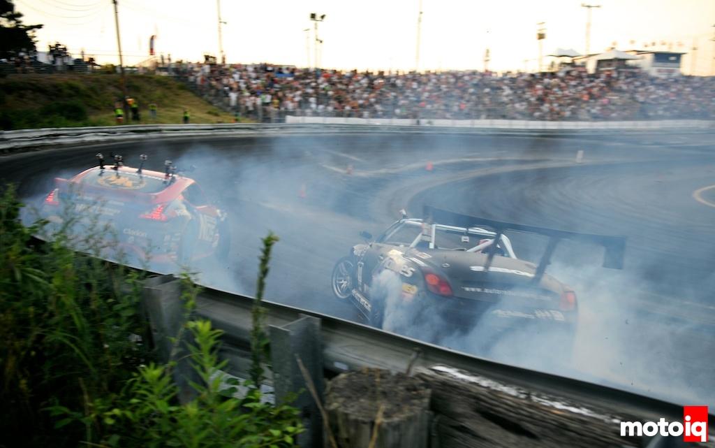Formula Drift Round 4 - Wall Speedway