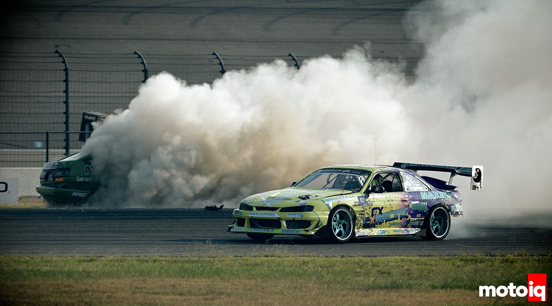Matt Field Will Parsons Formula Drift Texas