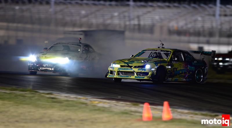 Pat Mordaunt Matt Field Formula Drift Texas Motor Speedway