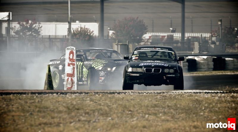 Gabe Stone Vaughn Gittin Jr Formula Drift Texas