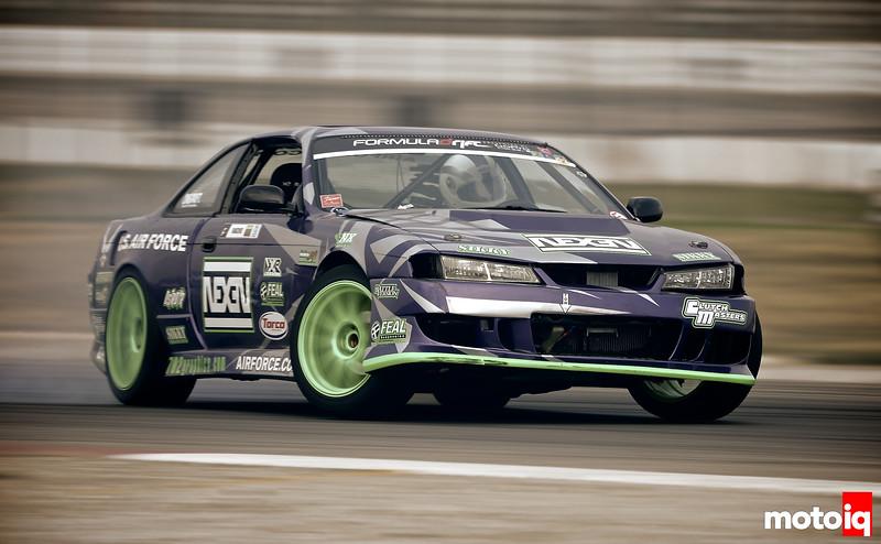 Formula Drift 2013 Texas Motor Speedway Odi Bakchis