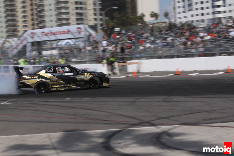 Formula Drift Long Beach Round 1 2014