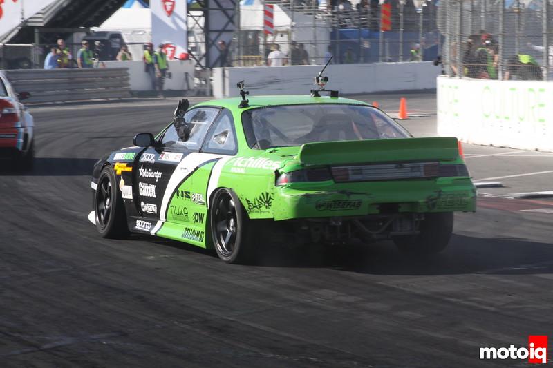 Formula Drift Long Beach Round 1 2014