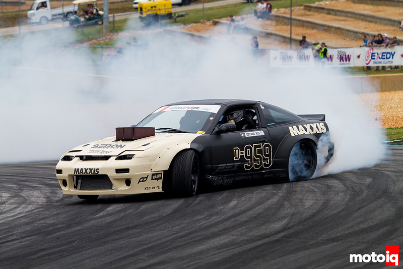 Formula Drift Road Atlanta
