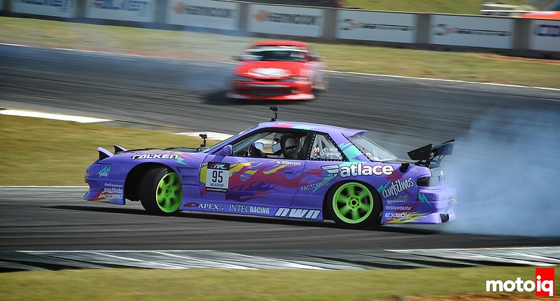 The Kid Rocks!   A Look Inside Walker Wilkerson's Nissan S13