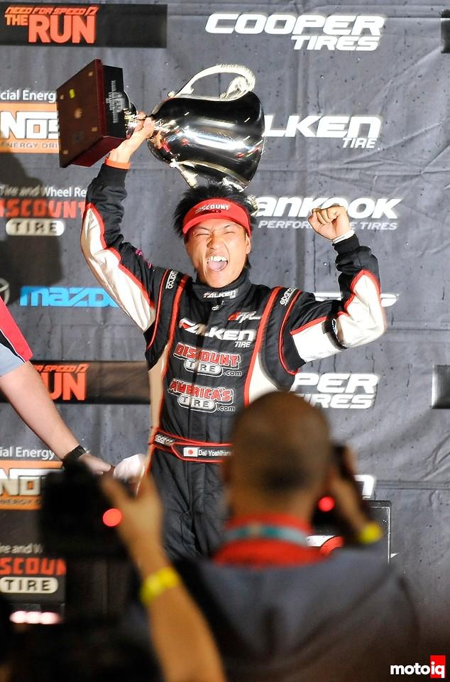 dai yoshihara, 2011 fd champion