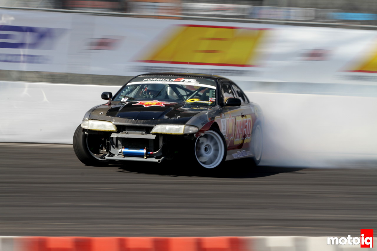 Formula Drift Round 7 at Toyota Speedway in Irwindale, CA