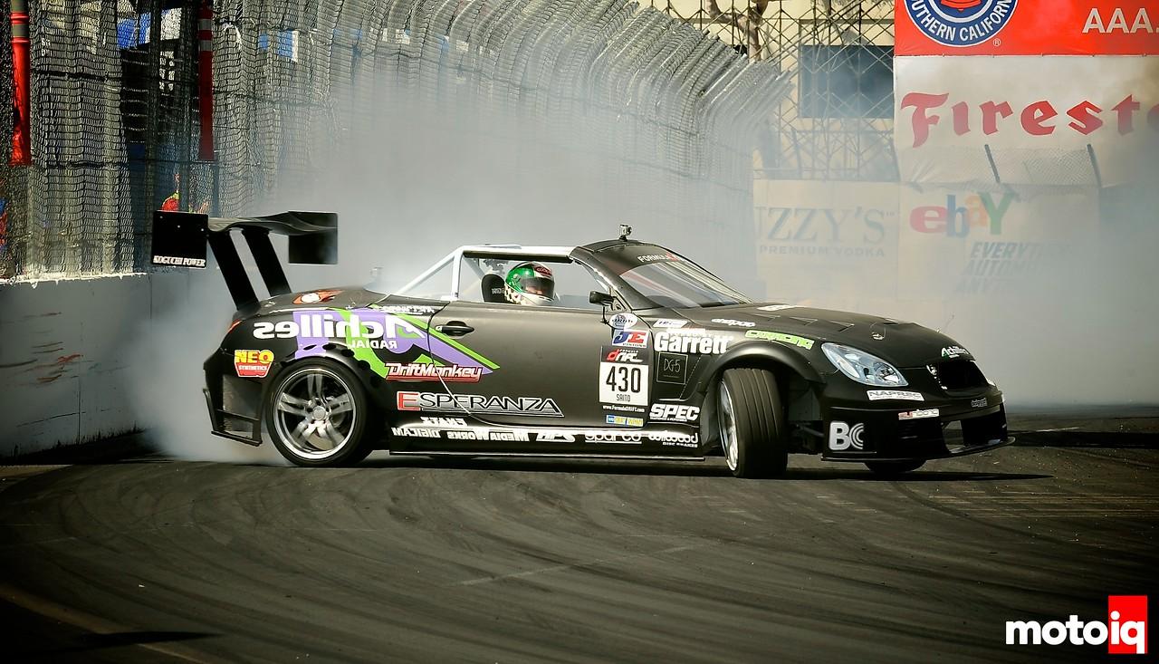 Daigo Saito Achilles Tires
