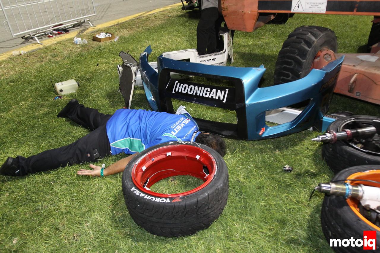 Formula Drift Round 7 - Irwindale Speedway