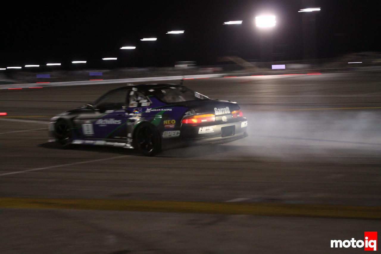 Formula Drift Round 6 - Las Vegas Motor Speedway