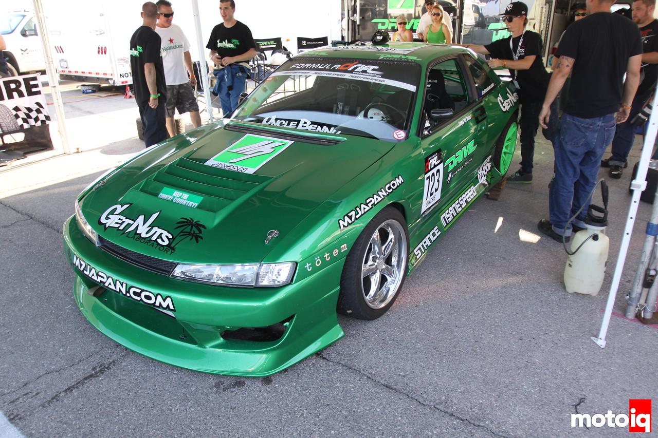 Formula Drift Roun 6 - Las Vegas Motor Speedway