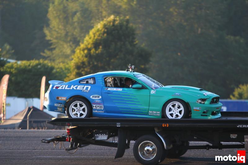Justin Pawlak Evergreen Speedway 2013